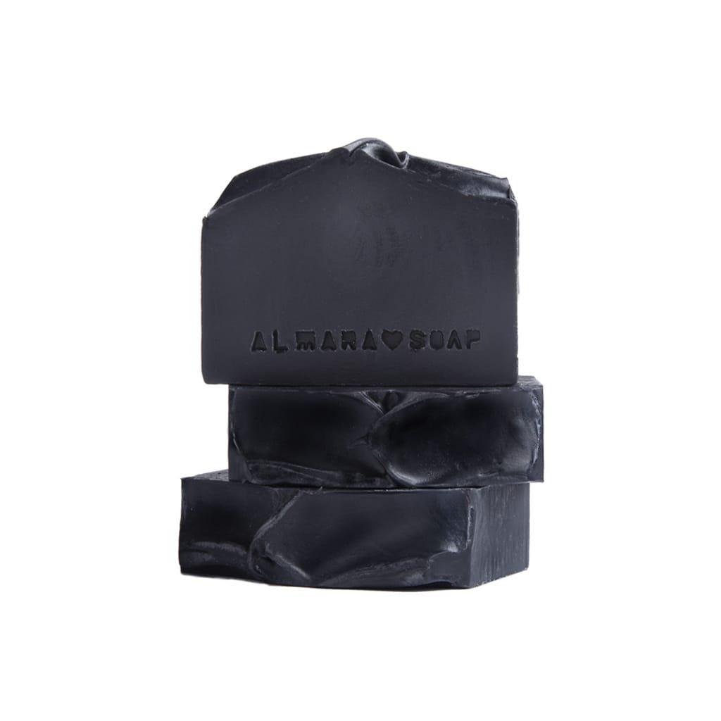 Black as my soul 100g | ALMARASOAP