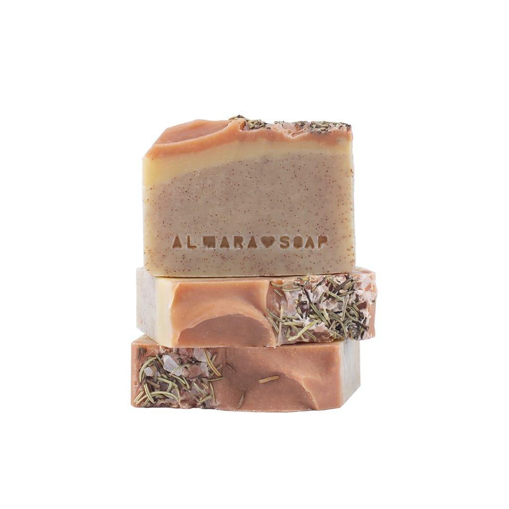 Peeling walnut 100g | ALMARASOAP