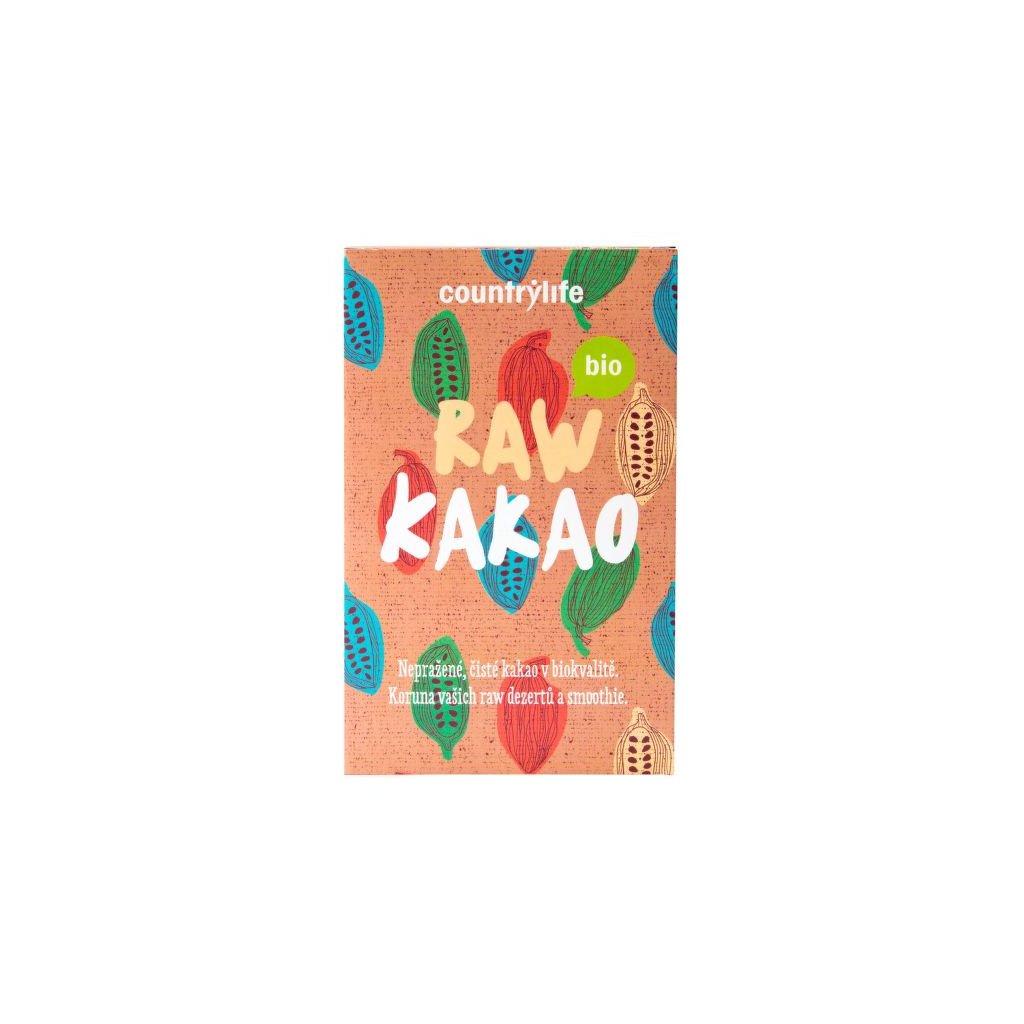 Kakao raw 150 g BIO COUNTRY LIFE