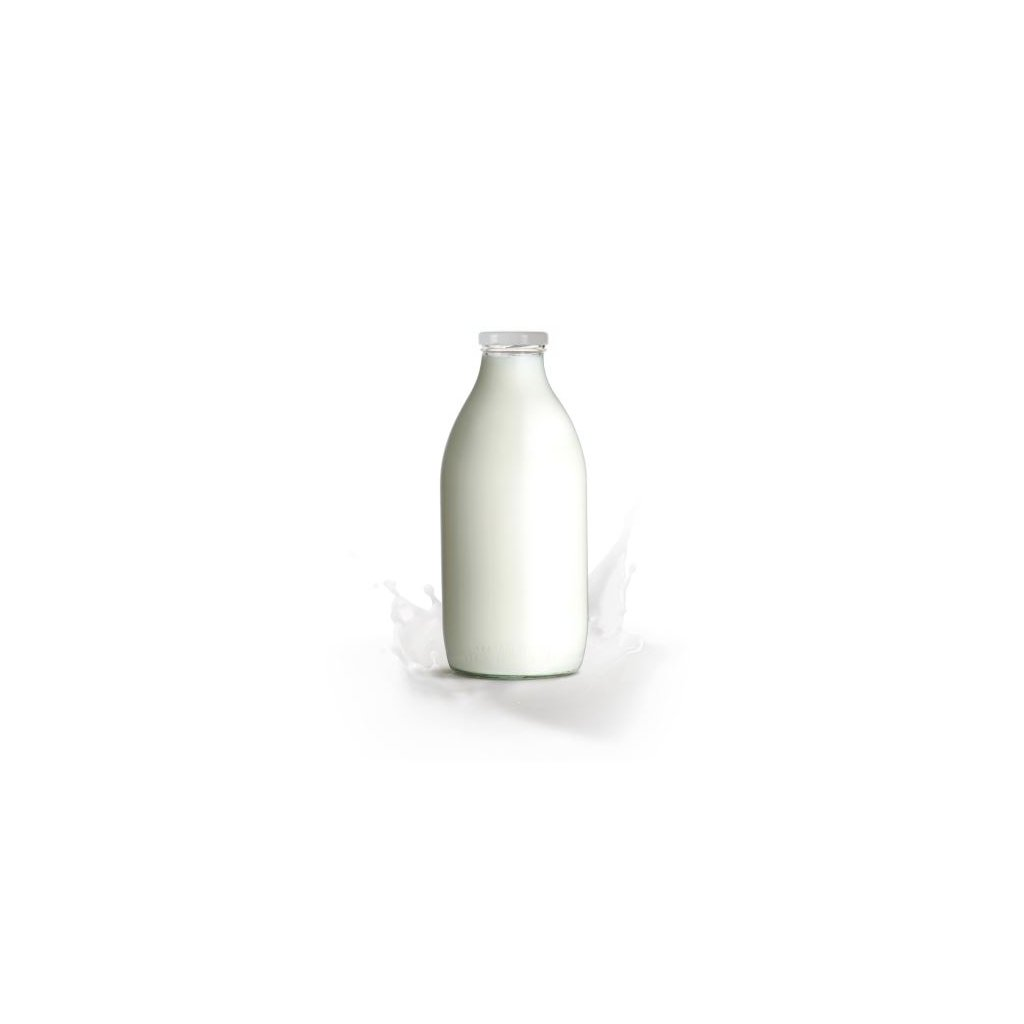 farmarske mleko 1 litr ve skle prodej cerstveho mleka z farmy