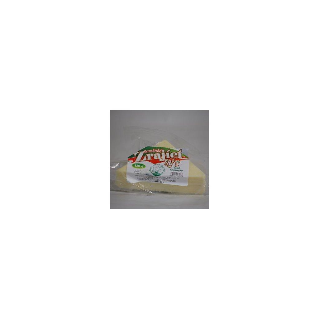 zrajici syr trojuhelnicek
