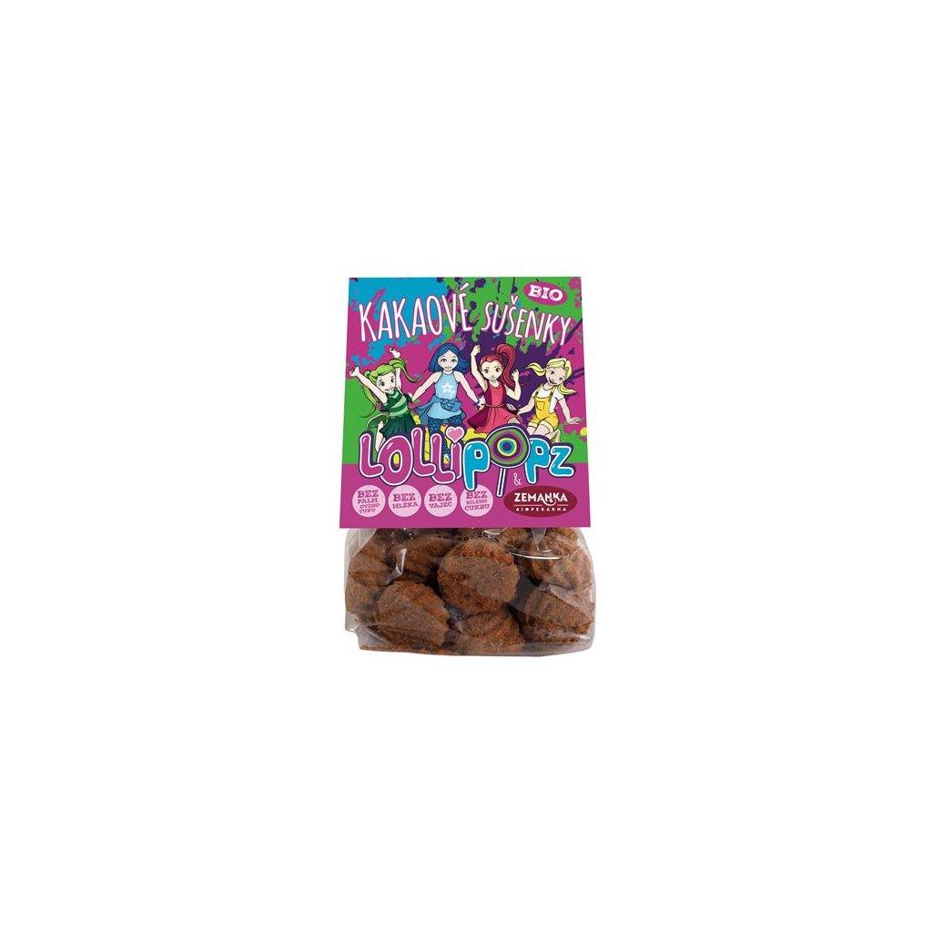 lollipopz kakaove bio susenky sus32