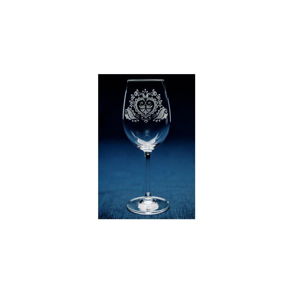 221 8 sklenicky gravirovane