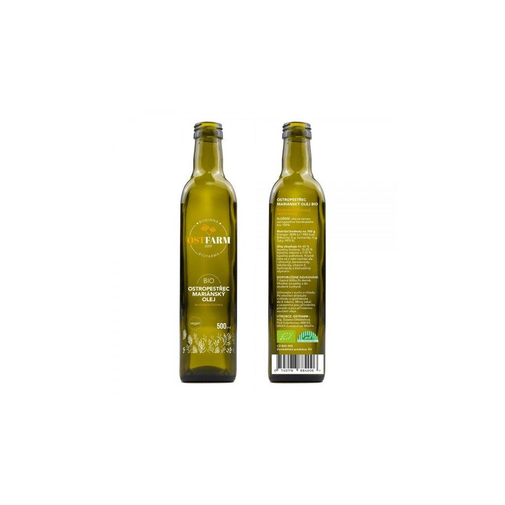 ostfarm olej