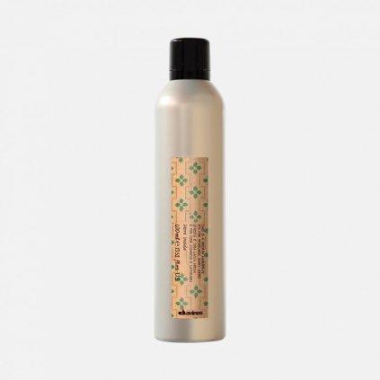 Středně fixační sprej pro lesklý vzhled 400ml | DAVINESS