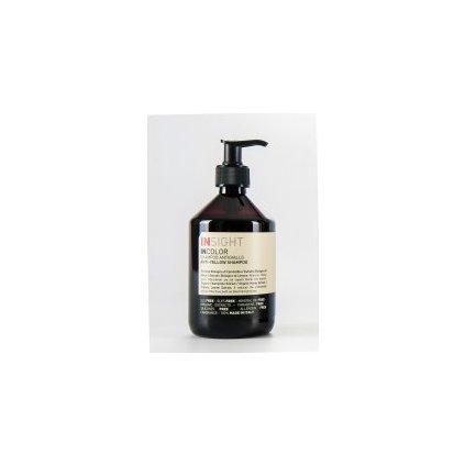 Šampon proti žloutnutí vlasů  od 100ml | INSIGHT