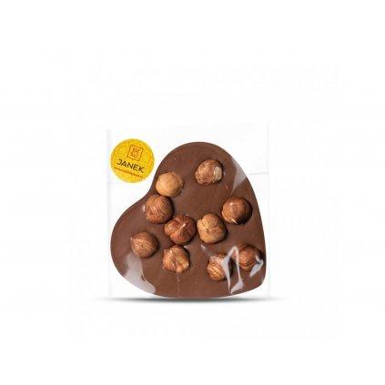 59 1 mlecne cokoladove srdce liskovy orech cokoladovna janek jpg