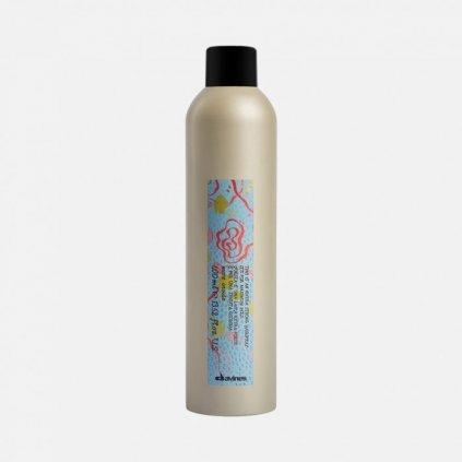 Extra silně tužící lak na vlasy 400ml | DAVINESS