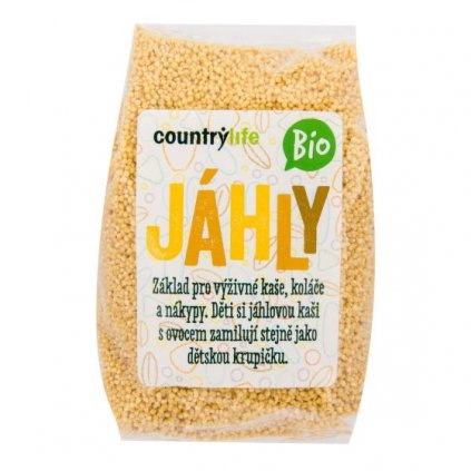 Jáhly 500g | COUNTRY LIFE