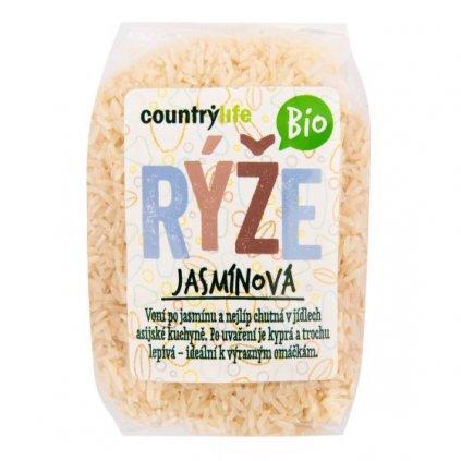 Rýže jasmínová 500g | COUNTRY LIFE