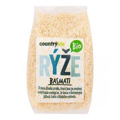Rýže basmati Bio 500g | COUNTRY LIFE