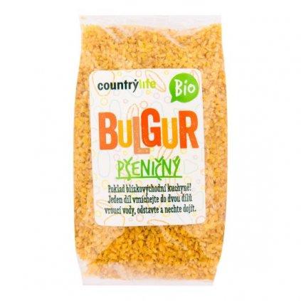 Bulgur pšeničný Bio 500g | COUNTRY LIFE