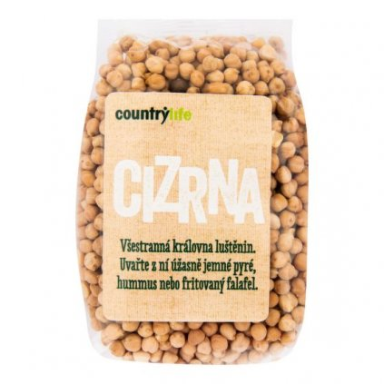 Cizrna  Bio500g | COUNTRY LIFE
