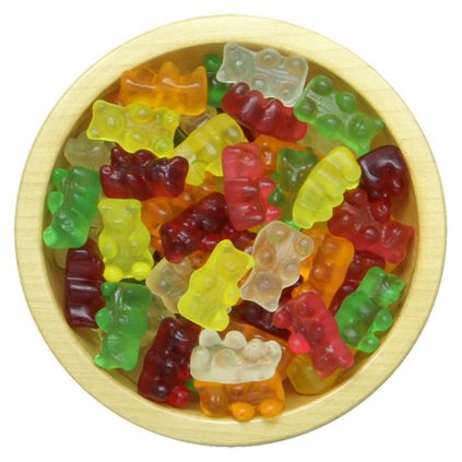 1433 medvidci bez cukru