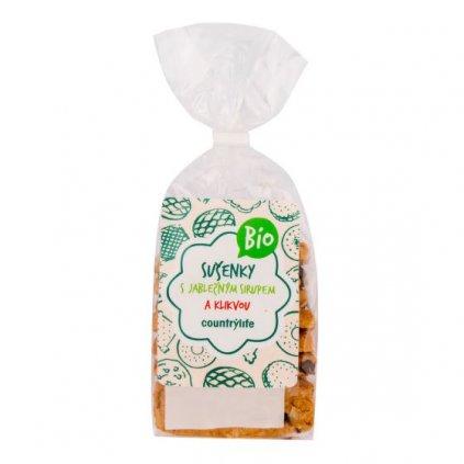 Sušenky s jablečným sirupem a klikvou | COUNTRY LIFE