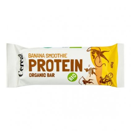 Tyčinka Protein Bar banánová 45 g | COUNTRYLIFE