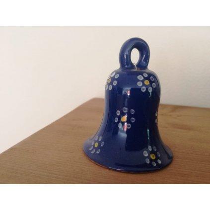 Zvoneček 7cm   MORAVSKÁ KERAMIKA