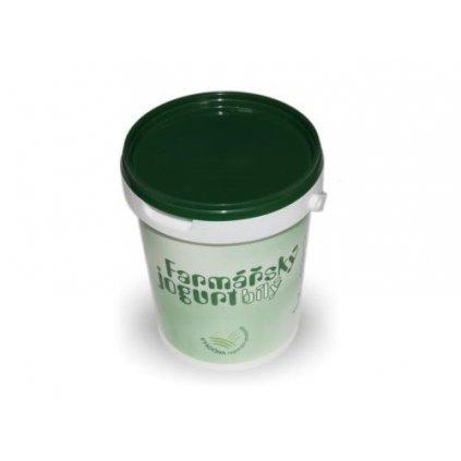 farmarsky jogurt bily vratny obal plnotucny