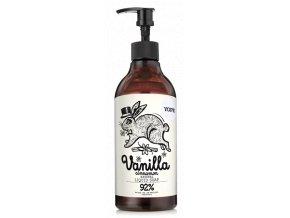 Yope Tekuté koupelnové mýdlo - vanilka a skořice (500 ml)