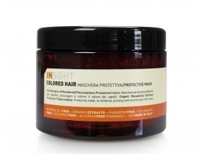 INSIGHT COLORED HAIR PROTECTIVE MASK MASKA PRO BARVENÉ VLASY