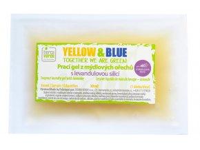 Tierra Verde Prací gel z mýdlových ořechů s levandulovou silicí