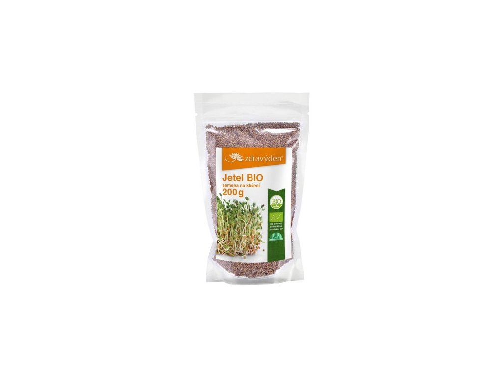 vyr 2389jetel bio semena na kliceni 200g jpg 800x600 q85 subsampling 2
