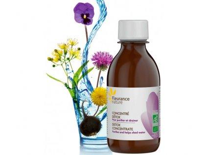 Detox koncentrat Fleurance Nature