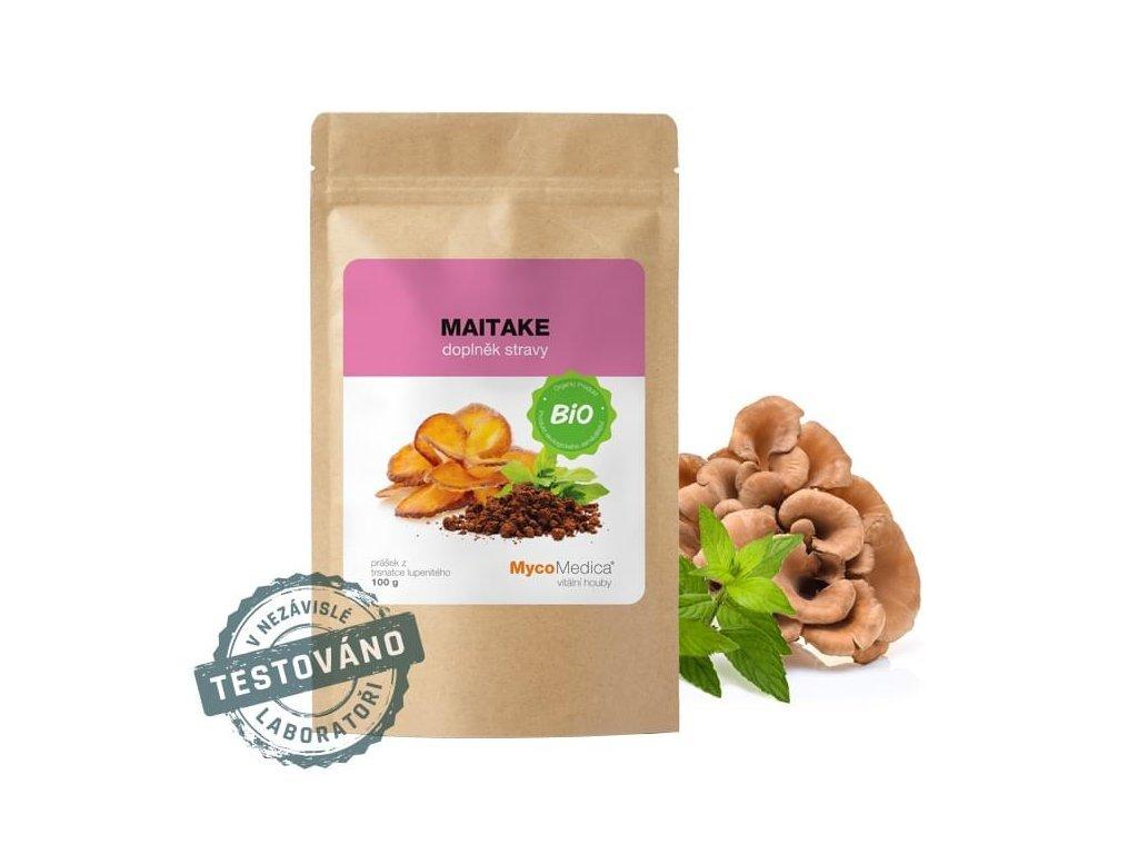 bio maitake prasek mycomedica biolifeplus