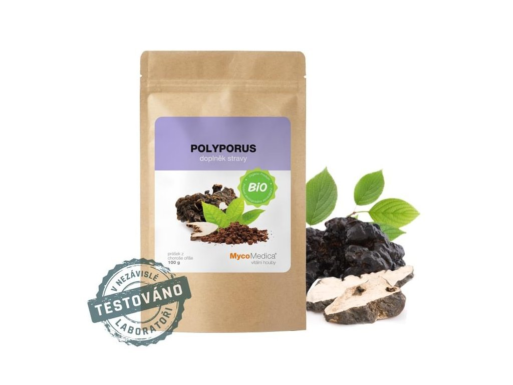 bio polyporus prasek mycomedica biolifeplus