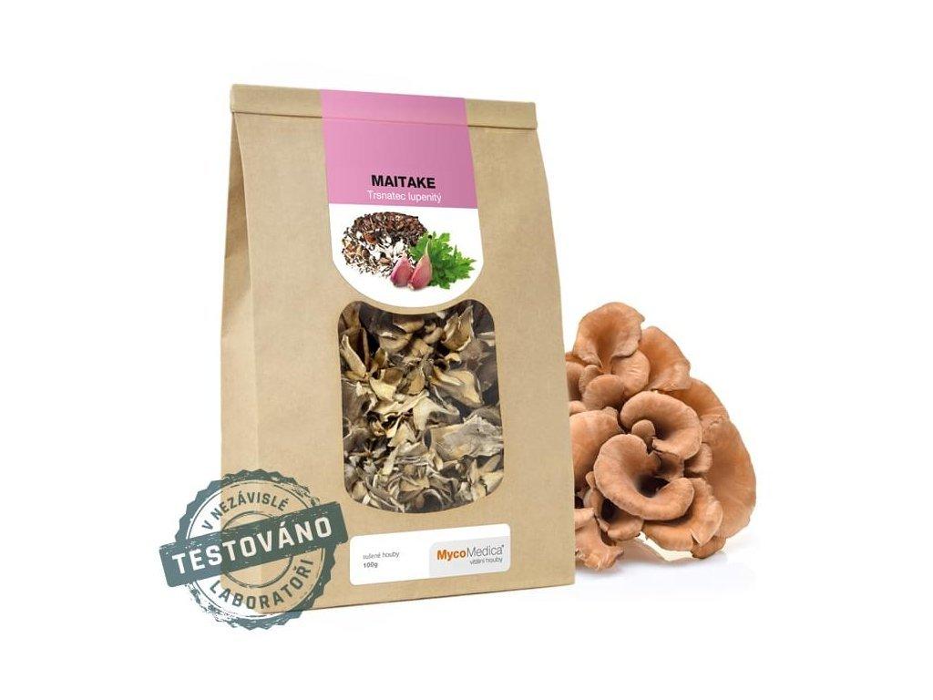 maitake dried mycomedica biolifeplus