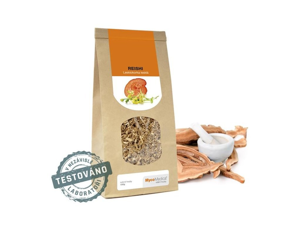 reishi dried mycomedica biolifeplus