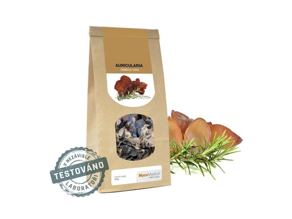 auricularia dried mycomedica biolifeplus