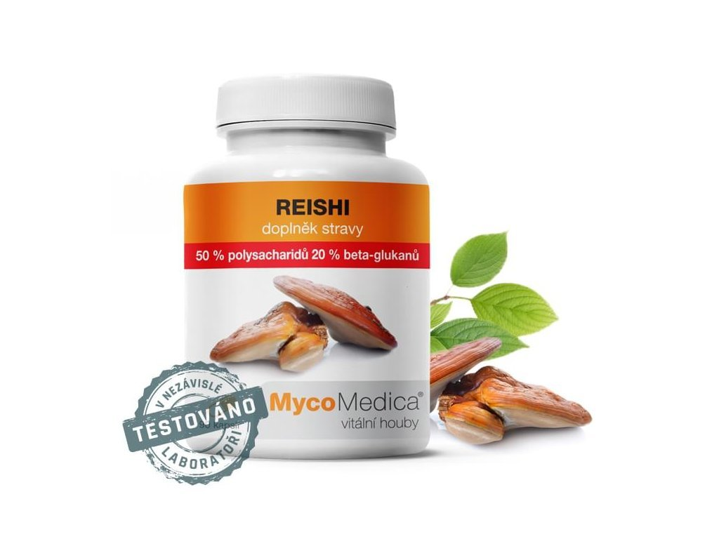 reishi 50 vitalni mycomedica biolifeplus