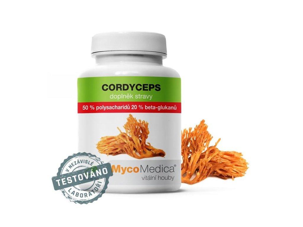 cordyceps 50 vitalni mycomedica biolifeplus