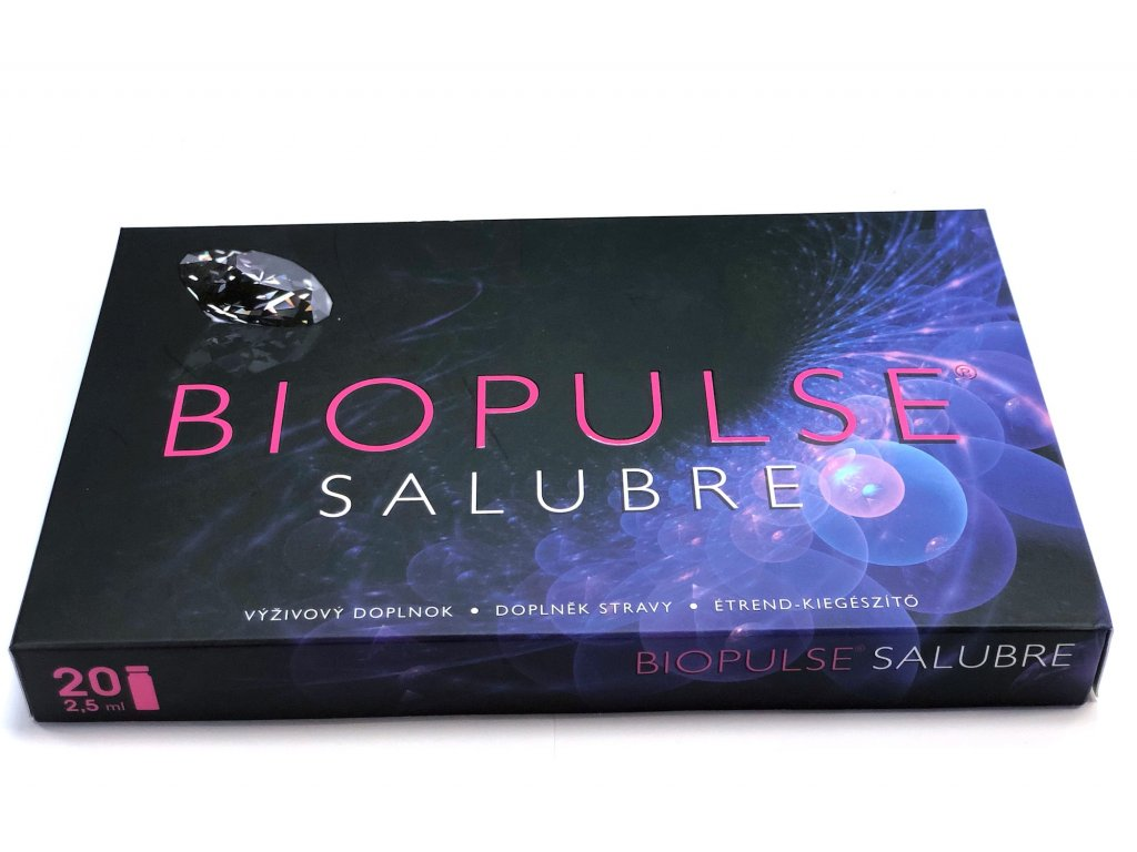 peptidy biolifeplus Biopulse Salubre regenerace kuze 560x560