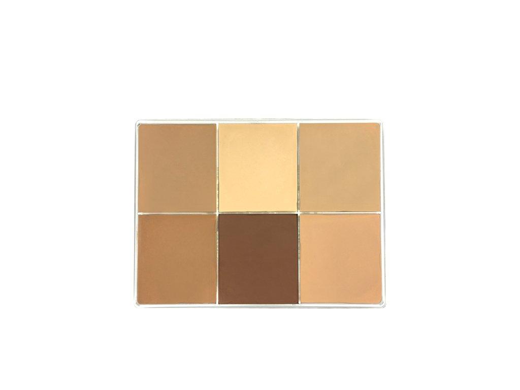 make up paletka maqpro biolifeplus