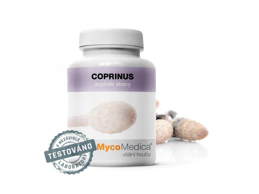 coprinus vitalni mycomedica biolifeplus