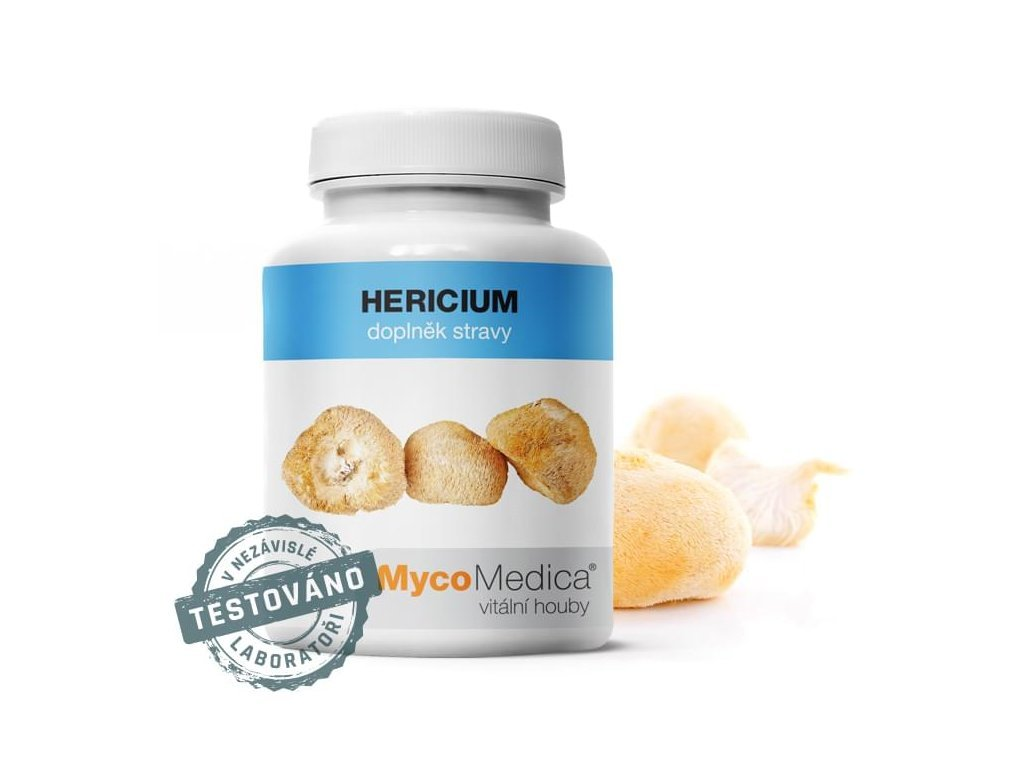hericium vitalni mycomedica biolifeplus