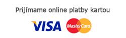 Cez overenú a zabezpečenú GoPay bránu prijímame online platby kartou