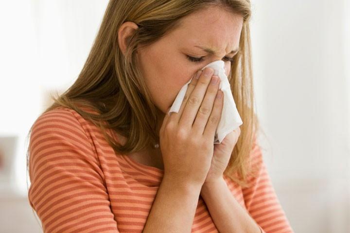 alergia, ekzém, astma