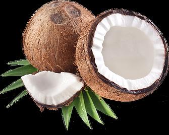 kokosové