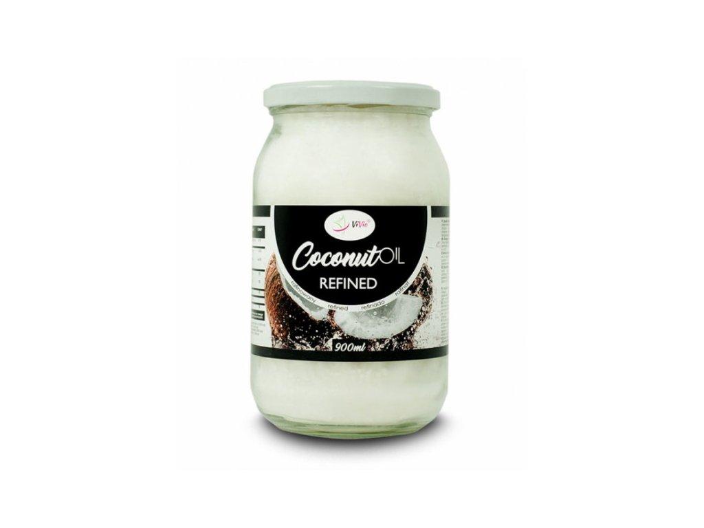 kokosovy olej na varenie v skle 900ml
