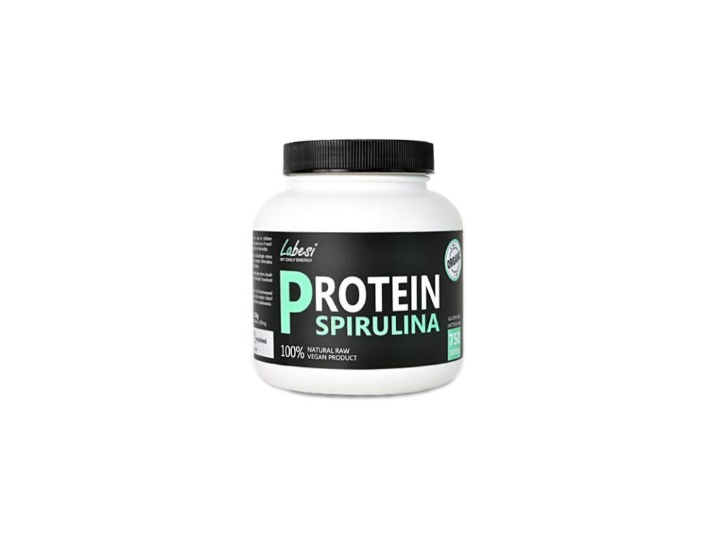 Spirulína bio (750 tabliet x 20 mg) 150 g