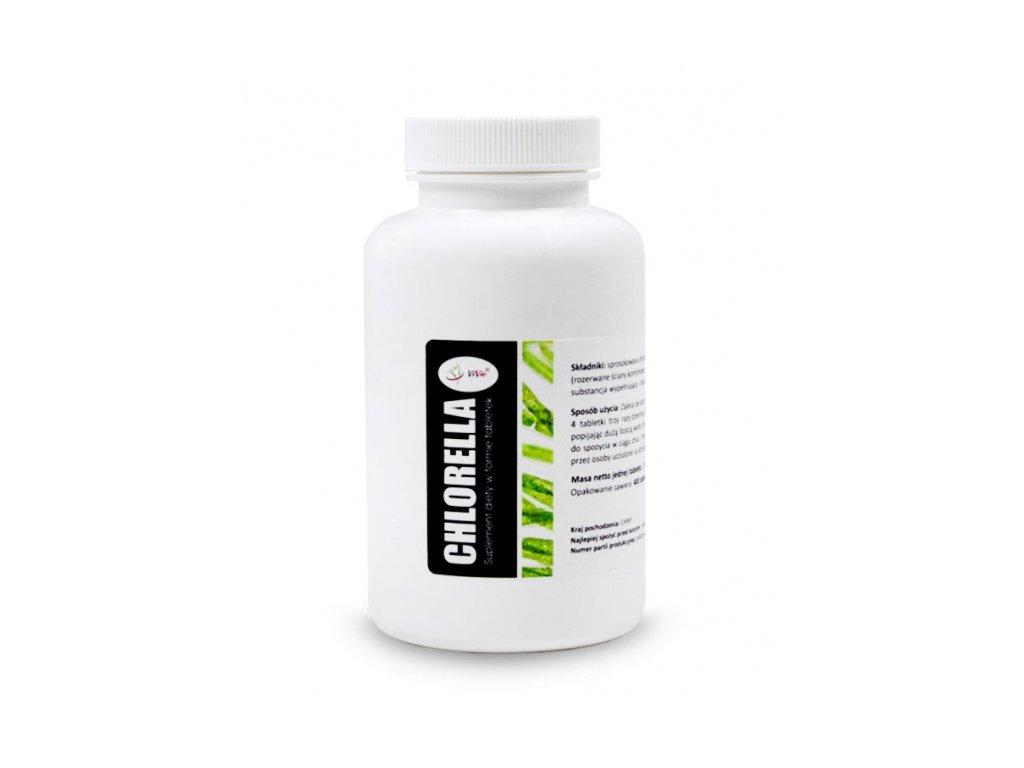 Chlorella (400 tabliet x 250 mg) 100 g