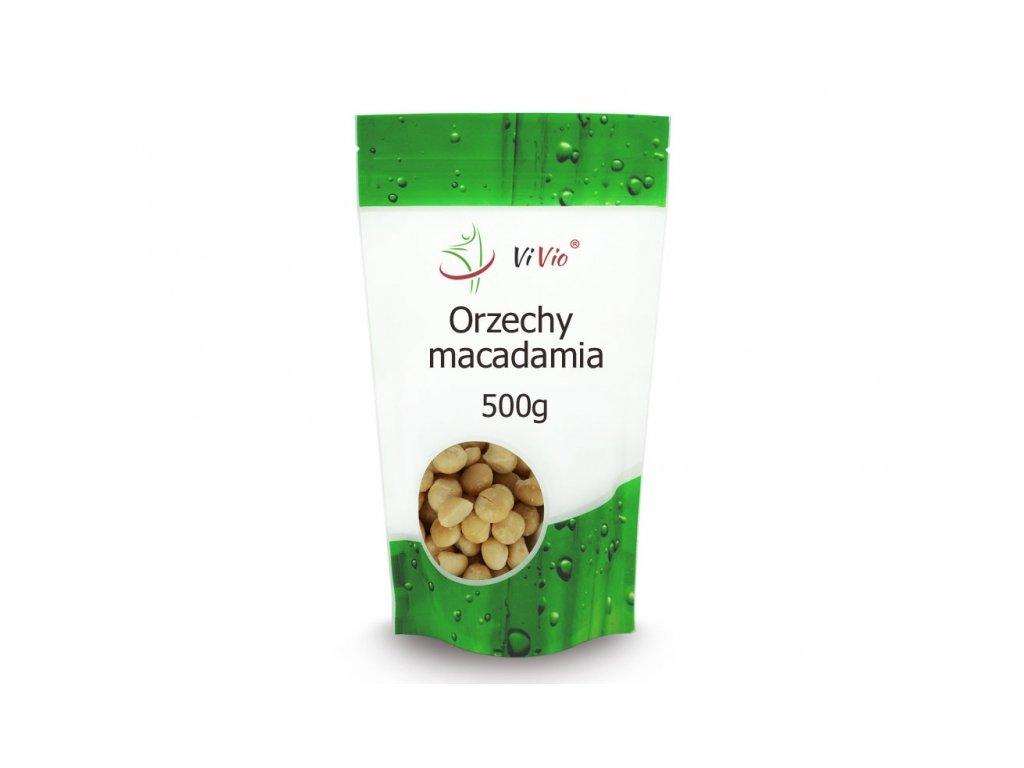 Makadamiove orechy biolinka