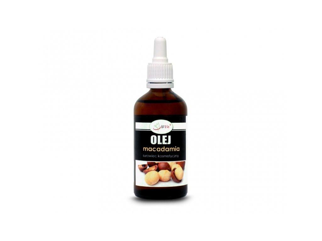Makadamovy olej biolinka 100 ml