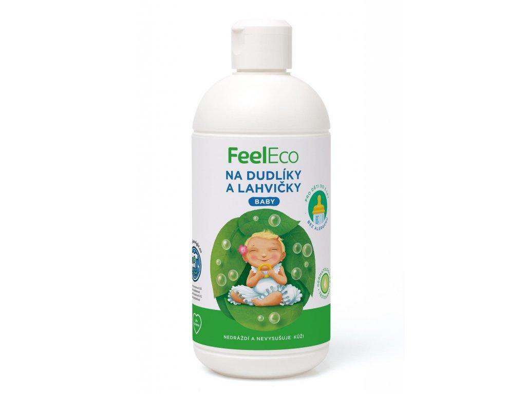 prostriedok na umyvanie dudlikov baby 500ml biolinka