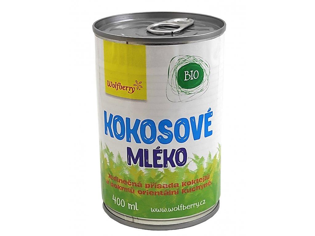 Kokosové mlieko BIO 400 ml