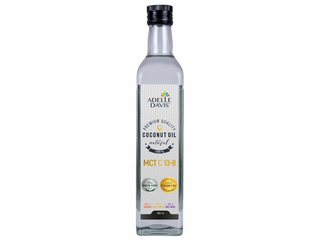 MCT olej adelle davis biolinka 500 ml