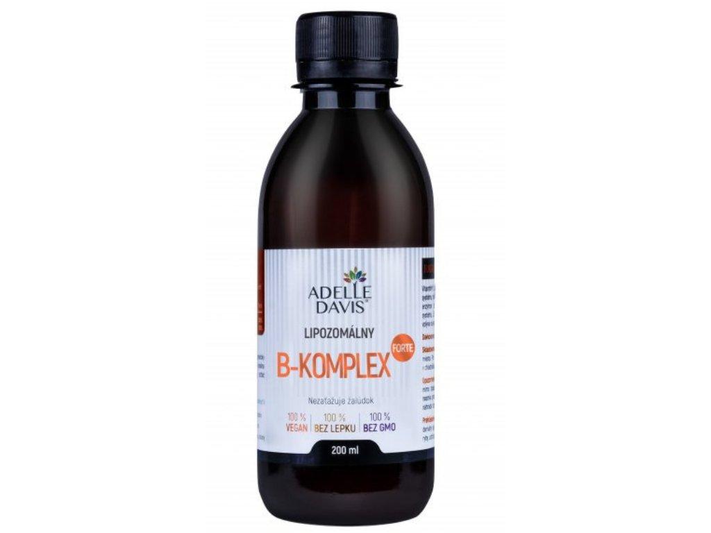 lipozomalny b komplex forte biolinka 200 ml